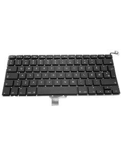Tangentbord för MacBook Pro 13 A1278 dansk backlit