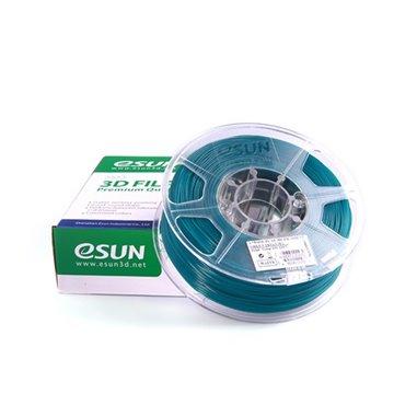 Filament eSUN 1kg PLA+ 1,75mm för 3D-skrivare grön, extra stark