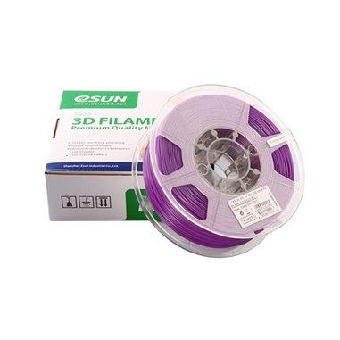 Filament eSUN 1kg PLA+ 1,75mm för 3D-skrivare lila, extra stark