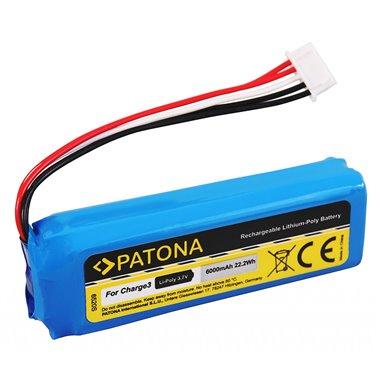 Batteri för JBL Charge 3 2016 BL GSP1029102A 6000mAh