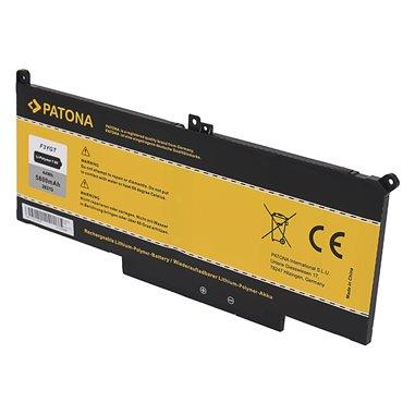 Batteri för Dell E7280 E7380 E7390 E7480 7290 7390 7480 F3YGT 5800mAh