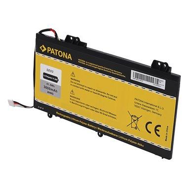 Batteri för HP Pavilion 14-AL SE03 SE03XL 3600mAh