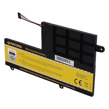 Batteri för Lenovo 300S 310S 500S S41-70 U41-70 L14M2P21 L14S2P21 3500mAh