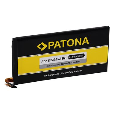 Batteri för Samsung Galaxy S8 Plus EB-BG955ABE EB-BG955ABA SM-G9550 3500mAh