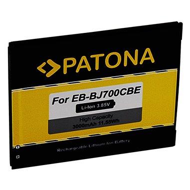 Batteri för Samsung Galaxy J7 EB-BJ700CBE EB-BJ700BBC SM-J7 SM-J700 3000mAh