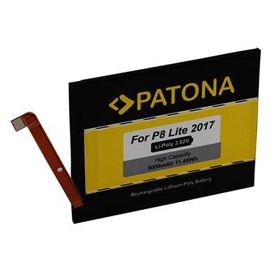 Batteri för Huawei P8 Lite 2017 P9 Lite P10 Lite P20 Lite HB366481ECW 3000mAh