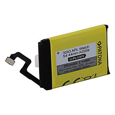 Batteri för Apple Watch Serie 4 44mm A2059 292mAh