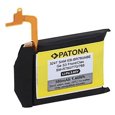Batteri för Samsung Gear S3 R760 R765 R770 EB-BR760ABE 380mAh